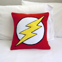 Flash Fleece Pillow, DC Comics