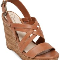 Jessica Simpson Julita Platform Wedge Sandals | macys.com