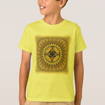 Kids' Hanes TAGLESS® Sacred Geometry T-Shirt