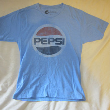 Pepsi classic t-shirt actually made by Pepsi size medium