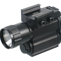 UTG 23mm IRB Xenon Pistol Light w/ Integral Mounting Deck