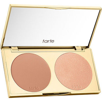 Double Duty Beauty Don't be Afraid to Dazzle Contour and Highlight Palette
