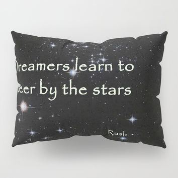 Star rush Pillow Sham by anipani