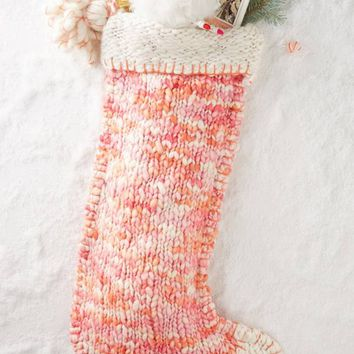 Hygge Knit Stocking