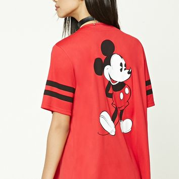 Mickey Mouse Baseball Jersey
