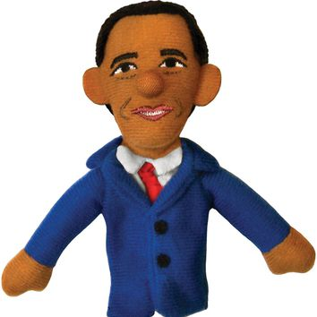 Barack Obama Magnetic Personality Finger Puppet