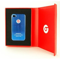 Lady GaGa Beats By Dr Dre iPhone 4/4S Case in by DiscountedAcc