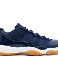 DCCK Air Jordan  11 Retro Low 'Navy Gum'