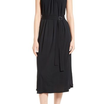 Helmut Lang Gathered Jersey Dress | Nordstrom