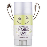 ETUDE PUT YOUR HANDS UP Deo Perfume Stick