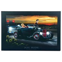 Joy Ride by Helen Flint LED Canvas Wall Art | Hobby Lobby | 1007632