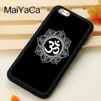 Aum Symbol Phone Case For iPhone