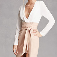 Selfie Leslie Split Skirt Dress