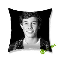 Cute Shawn Mendez Square Pillow Cover