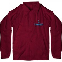 Krooked Skateboards Krooked Lunar Lurker Windbreaker Jacket