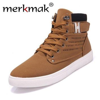 ONETOW 2017 Hot Sale Spring Winter Men Ankle Boots