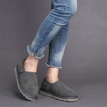 UGG  Lover Women and Men's Neumel Chukka Shoes UGG Boots