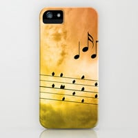 Autumn song iPhone & iPod Case by Pirmin Nohr