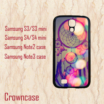 Samsung Galaxy Note 3,Samsung S3 mini,Samsung S4 mini,Samsung Galaxy S4,Samsung Galaxy S3,Samsung Galaxy Note 2--Dream Catcher,in plastic.