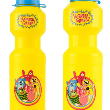 Yo Gabba Gabba Sports Bottle