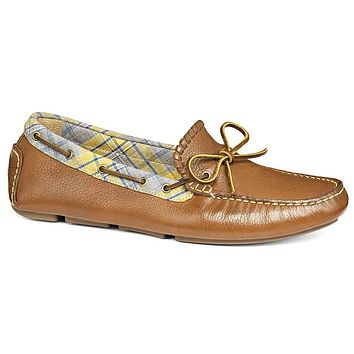Men's Paxton Driving Loafer in Tan by Jack Rogers - FINAL SALE