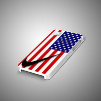 nike USA design case for iphone 4/4s, iphone 5, iphone 5s, iphone5c