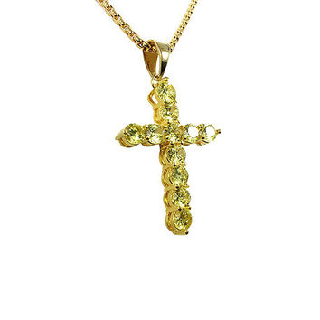 Diamond Cross (Canary)