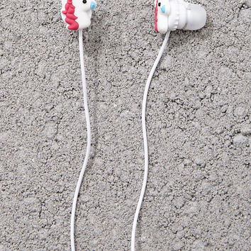 Unicorn Earbud Headphones