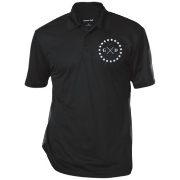 Gear Dammit Performance Polo