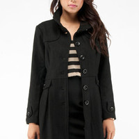 Sherlock Coat in Black :: tobi
