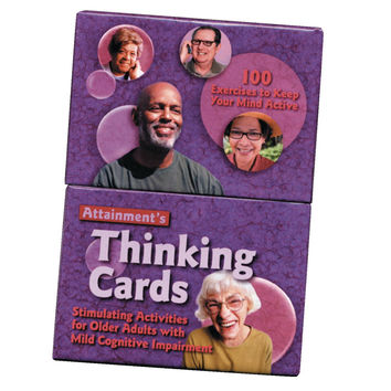 Patterson Medical-Thinking Cards
