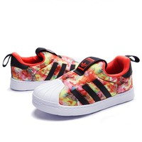 ADIDAS EQT Girls Boys Children Baby Toddler Kids Child Durable Old Skool Sneakers Sport Shoes