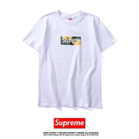 Cheap Women's and men's supreme t shirt for sale 501965868-0139