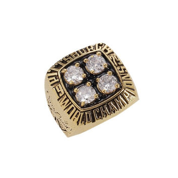 NFL 1979 Pittsburgh Steelers Super Bowl Ring Bradshaw Championship National Football League Rep