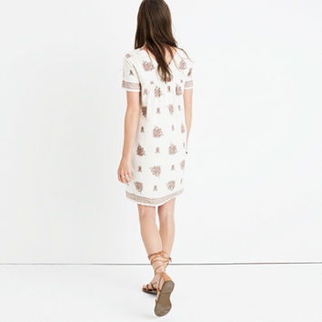 Elsewhere Dress in Floating Paisley