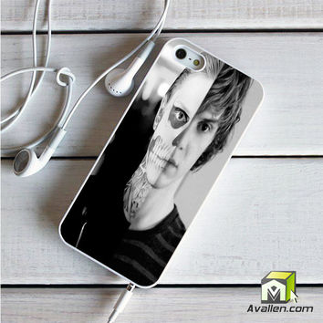 American Horror Story iPhone 5 5S Case by Avallen
