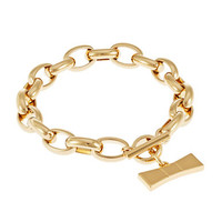 Kate Spade New York Chain Link Bow Charm Bracelet