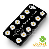 Panic at the disco funny sarcasm quote -swnh for iPhone 6S case, iPhone 5s case, iPhone 6 case, iPhone 4S, Samsung S6 Edge