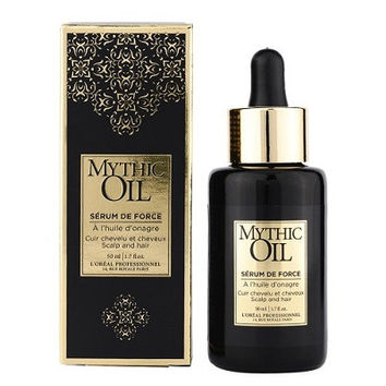 L'Oreal Mythic Oil Serum De Force 1.7 oz / 50 ml NEW!