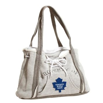 Toronto Maple Leafs NHL Property Of Hoodie Purse