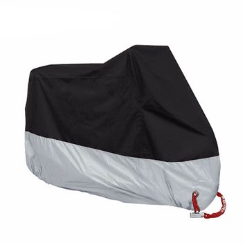Motorcycle Rain Cover with UV Protective