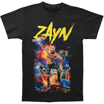 Zayn Men's  Z-Day 2 Tee T-shirt Black