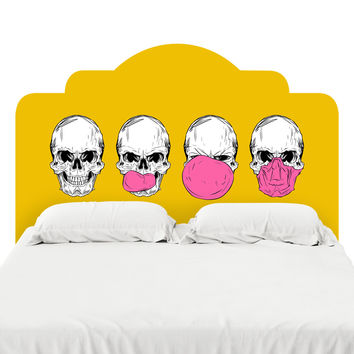 Be Refreshed Chew Headboard Decal