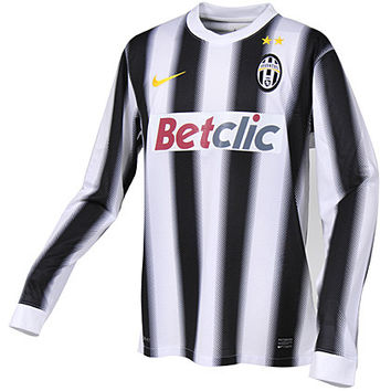 Juventus Home Long Sleeve Jersey 2010-2011