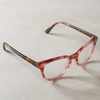 Rose Reading Glasses by Anthropologie in Pink Size: