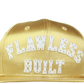 "Secret Society x New Era x Mr. Flawless ""Flawless Built"" - Gold"