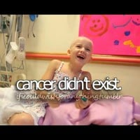 Cancer :( | via Facebook - inspiring picture on Favim.com