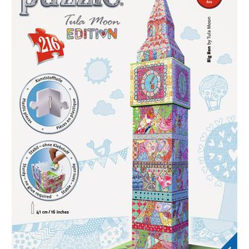 Big Ben - Tula Moon Edition - 216 Piece 3D Jigsaw Puzzle