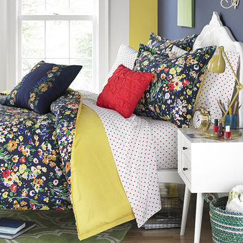 Teen Vogue Folksy Floral 3-piece Comforter Set | Overstock.com Shopping - The Best Deals on Comforter Sets