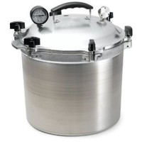 All American 921 21-1/2-Quart Pressure Cooker/Canner